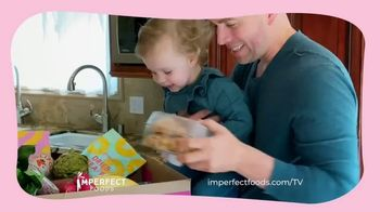 Imperfect Foods TV Spot, 'Finding Time for Grocery Shopping'