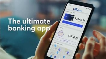 GO2bank TV Spot, 'The Ultimate Banking App'