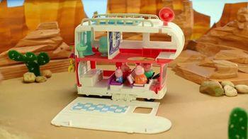 Peppa Pig Peppa's Adventures Peppa's Family Motorhome TV Spot, 'Room to Play'