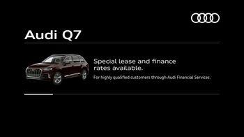 2020 Audi Q7 TV Spot, 'Impossible Park' [T2] - Thumbnail 5