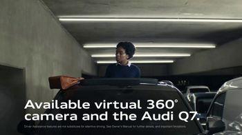 2020 Audi Q7 TV Spot, 'Impossible Park' [T2] - Thumbnail 4