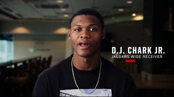 NFL TV Spot, 'Mental Health: You're Not Alone' Featuring D.J. Chark Jr. - 21 commercial airings