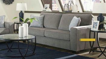 Ashley HomeStore Midnight Madness TV Spot, 'BOGO 50% Off: Sofa and Dining Set' - Thumbnail 5