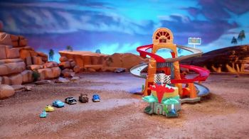 Disney Pixar Cars Radiator Springs Mountain Speedway TV Spot, 'Twists and Turns' - 1404 commercial airings