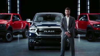Ram Trucks TV Spot, 'Built for Tailgating: Ready to Roll' Featuring Marty Smith [T1]