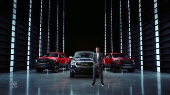 Ram Trucks TV Spot, 'Built for Tailgating: Ready to Roll' Featuring Marty Smith [T1] - Thumbnail 1
