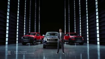 Ram Trucks TV Spot, 'Built for Tailgating: Ready to Roll' Featuring Marty Smith [T1] - Thumbnail 2