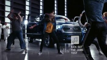 Ram Trucks TV Spot, 'Built for Tailgating: Ready to Roll' Featuring Marty Smith [T1] - Thumbnail 4