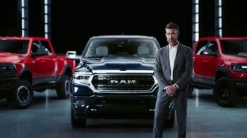 Ram Trucks TV Spot, 'Built for Tailgating: Ready to Roll' Featuring Marty Smith [T1] - Thumbnail 9