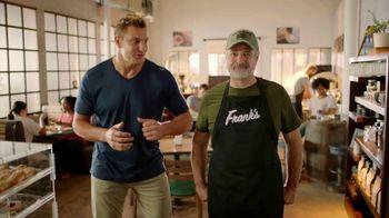 USAA TV Spot, 'Gronk and Frank' con Rob Gronkowski [Spanish]