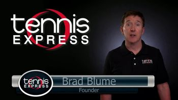 Tennis Express TV Spot, 'Prioritized Orders'