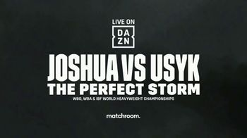 DAZN TV Spot, 'Joshua vs. Usyk' - Thumbnail 8