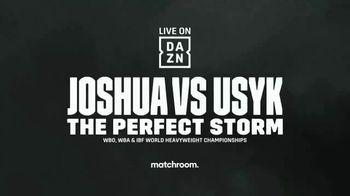 DAZN TV Spot, 'Joshua vs. Usyk' - Thumbnail 7