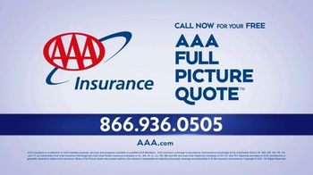 AAA TV Spot, 'Piece of Mind: Free AAA Full Picture Quote' - Thumbnail 9