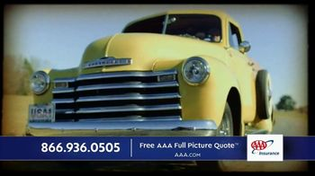 AAA TV Spot, 'Piece of Mind: Free AAA Full Picture Quote' - Thumbnail 3