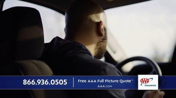 AAA TV Spot, 'Piece of Mind: Free AAA Full Picture Quote' - Thumbnail 5