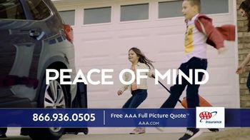 AAA TV Spot, 'Piece of Mind: Free AAA Full Picture Quote' - Thumbnail 6