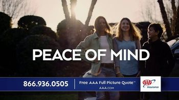 AAA TV Spot, 'Piece of Mind: Free AAA Full Picture Quote' - Thumbnail 7