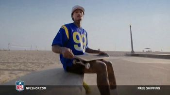 NFL Shop TV Spot, 'Forever Game Ready: Free Shipping'