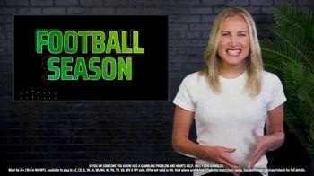 DraftKings Sportsbook TV Spot, 'NFL Instant Win: Bet $1, Win $150' - Thumbnail 1