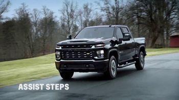 Chevrolet Truck Month TV Spot, 'Make It Your Own' [T2] - Thumbnail 4