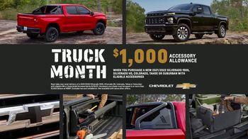 Chevrolet Truck Month TV Spot, 'Make It Your Own' [T2] - Thumbnail 7
