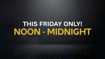 Ashley HomeStore Midnight Madness TV Spot, 'Buy One Get One 50% Off Storewide' - Thumbnail 3