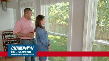 Champion Windows TV Spot, 'Fall in Love: 30% Off Windows'