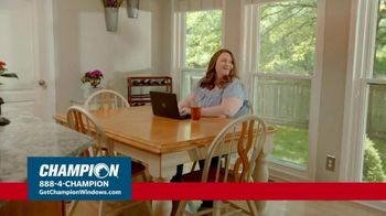 Champion Windows TV Spot, 'End of Year Savings: 30% off Windows'