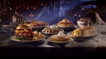 IHOP TV Spot, 'Halloween Menu: Feast Your Eyes'