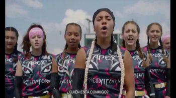 NFL TV Spot, 'Corremos juntos' con Aaron Donald, DeAndre Hopkins, Cameron Jordan [Spanish] - 7 commercial airings