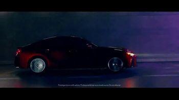 Lexus IS 500 TV Spot, 'La Via Rapida' Featuring ECKO [T1] - Thumbnail 4