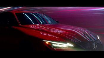 Lexus IS 500 TV Spot, 'La Via Rapida' Featuring ECKO [T1] - Thumbnail 5