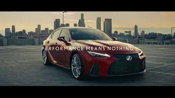 Lexus IS 500 TV Spot, 'La Via Rapida' Featuring ECKO [T1] - Thumbnail 8