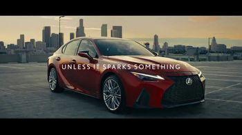 Lexus IS 500 TV Spot, 'La Via Rapida' Featuring ECKO [T1] - Thumbnail 9