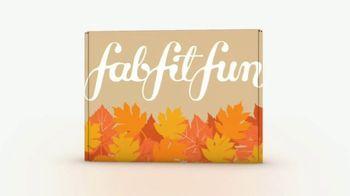 FabFitFun TV Spot, 'Fall Box: Golden Rabbit, Uncommon James, Pattern Beauty: $29.99'