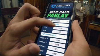 FanDuel TV Spot, 'Same Day Parlay Bet: Risk-Free'