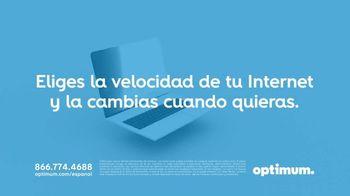 Optimum TV Spot, 'Internet flexibles' [Spanish]