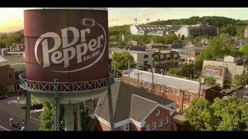 Dr Pepper TV Spot, 'Fansville: Bouquet Toss' Featuring Brian Bosworth - Thumbnail 1