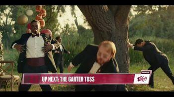 Dr Pepper TV Spot, 'Fansville: Bouquet Toss' Featuring Brian Bosworth - Thumbnail 9
