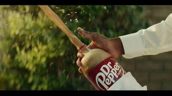 Dr Pepper TV Spot, 'Fansville: Bouquet Toss' Featuring Brian Bosworth - Thumbnail 4