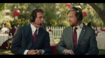 Dr Pepper TV Spot, 'Fansville: Bouquet Toss' Featuring Brian Bosworth - Thumbnail 8