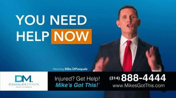 DiPasquale Moore TV Spot, 'You Need Help Now: Broken Arm' - Thumbnail 2