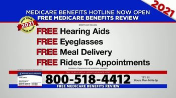 Medicare Benefits Hotline TV Spot, '2021 Coverage: Free Review' - Thumbnail 7
