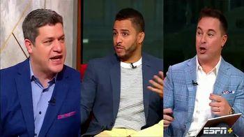 ESPN+ TV Spot, 'Megacast: Between the Lines: MNF'