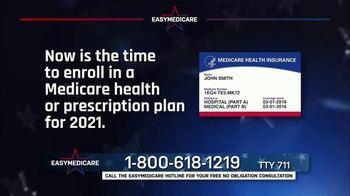 easyMedicare.com TV Spot, '2021 Medicare Benefits Update'
