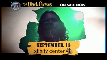 The Black Crowes Shake Your Money Maker TV Spot, '2021 Mansfield: Xfinity Center' - Thumbnail 6