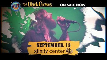 The Black Crowes Shake Your Money Maker TV Spot, '2021 Mansfield: Xfinity Center' - Thumbnail 7