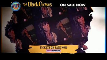 The Black Crowes Shake Your Money Maker TV Spot, '2021 Mansfield: Xfinity Center' - Thumbnail 8