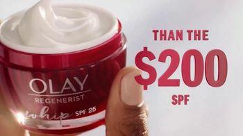Olay Regenerist Whip SPF 25 TV Spot, 'Face the Sun: Serums' - Thumbnail 7